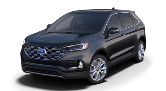 New 2020 Ford Edge Titanium SUV EcoBoost I4 GTDi DOHC Turbocharged VCT AWD for sale/lease in Carey, OH